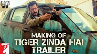 Making of Tiger Zinda Hai Trailer | Salman Khan | Katrina Kaif | Ali Abbas Zafar | lodynt.com |لودي نت فيديو شير