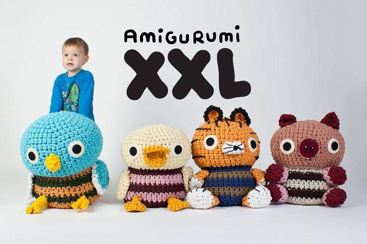 Xxl Amigurumi Hakelvorlage : 35 curated Amigurumi XXL ideas by Dulcecitrico Trapillo ...