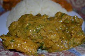La Comida de mi Casa: Chicken Korma