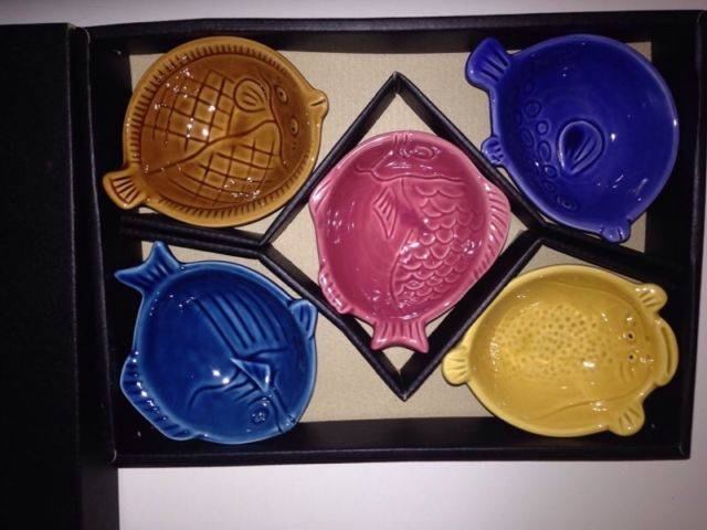 $10 firm fish shaped dishes   kitchen \u0026 dining wares   Calgary   Kijiji & 96 best vintage (mostly) tableware images on Pinterest   Dinnerware ...