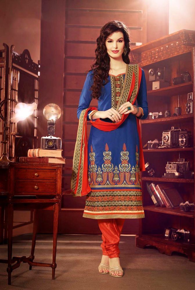 SF Designer Party Anarkali Indian Pakistani Salwar Kameez Bollywood Wear Ethnic  #Lookbollywood #BollywoodSalwarKameez