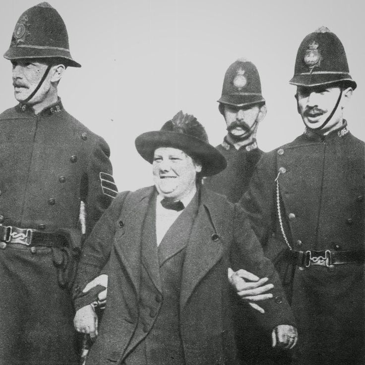 vintage everyday: Suffragettes vs. Police: Vintage Photos of Women's Suffrage Movements, ca. 1910s