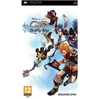 Jeu Kingdom Hearts : Birth by Sleep sur PSP
