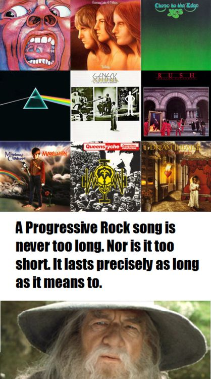 Fuck Yeah Progressive Rock