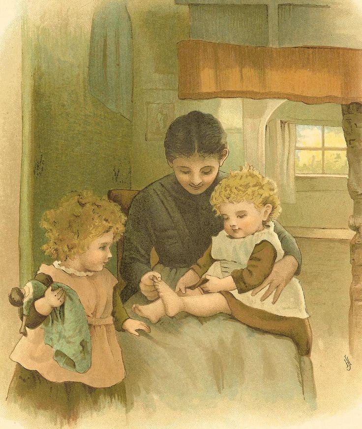 Victorian nursery Etsy
