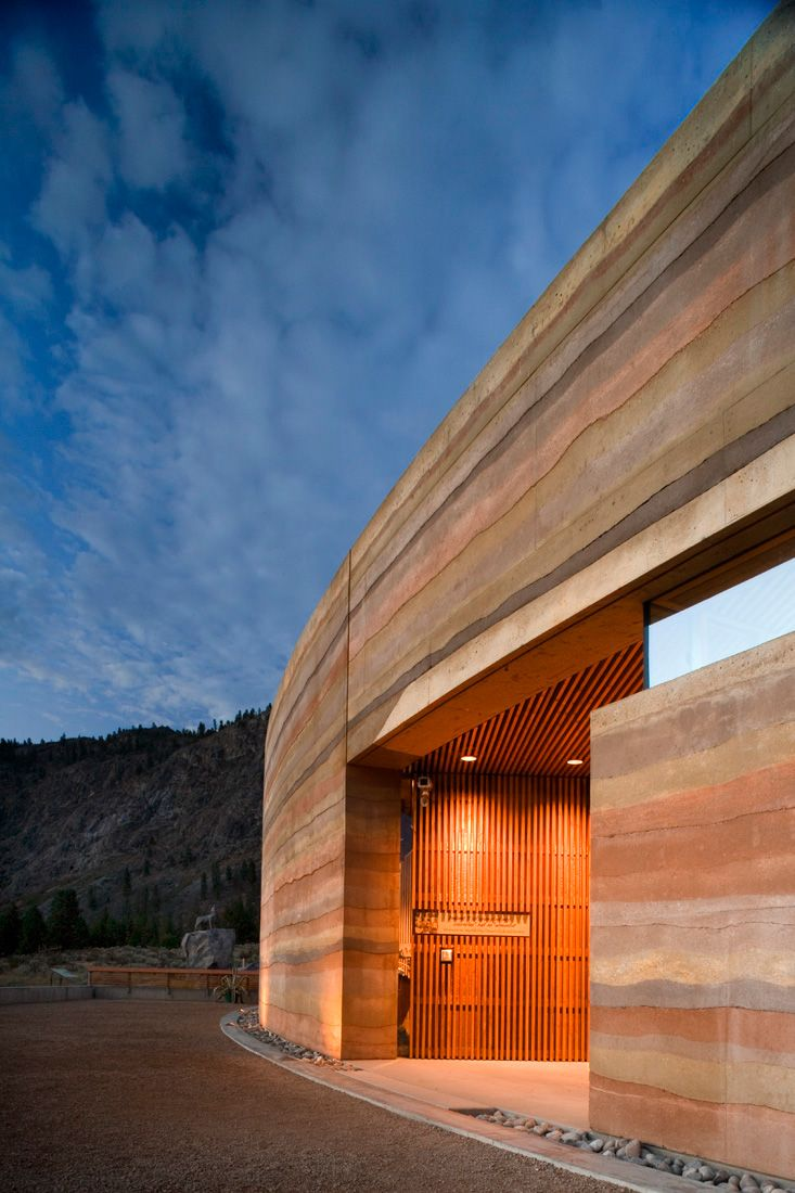 Gallery: Nkmip Outdoor Wooden Structure - Architecture Design Directory   Architecture Buildings