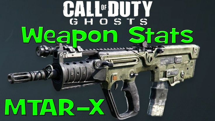 Rated #1 for professional players. Your thoughts? mtar smg - call of duty ghosts - Google Search