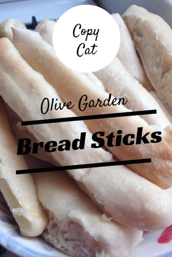 Copy Cat Olive Garden Bread Sticks {Bread Machine} These are so easy because you can do most of the work in your bread machine.