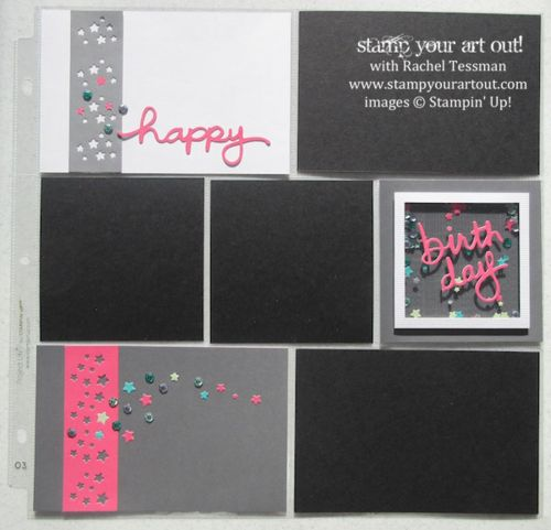 December 2014 All Shook Up Paper Pumpkin kit exclusive alternate projects… #stampyourartout #stampinup - Stampin' Up!® - Stamp Your Art Out! www.stampyourartout.com