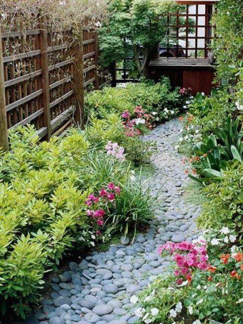 Stone Pathways For Gardens 807 best stone path ideas images on pinterest garden paths 56 enchanting garden paths workwithnaturefo