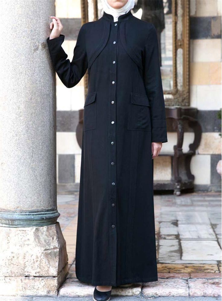 Aya Cotton Jilbab - SHUKR International