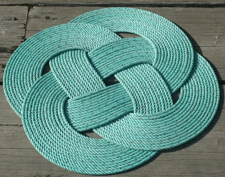 Small Braided Outdoor Patio Rug