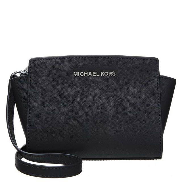 Sacs à main Zalando, achat sacs MICHAEL Michael Kors, craquez sur le MICHAEL Michael Kors SELMA Sac bandoulière black prix Zalando 175.00 €