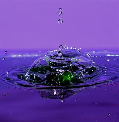 Waterdrop pickture