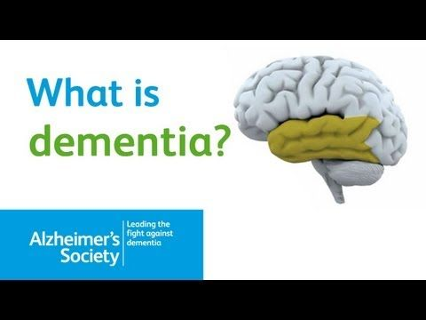 What is #dementia? This film explains and defines what dementia is, and how it affects the #brain.