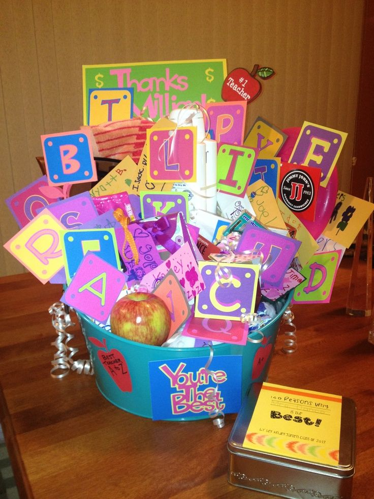 Teacher Gift Card Tree Letter To Parents To Z Gift