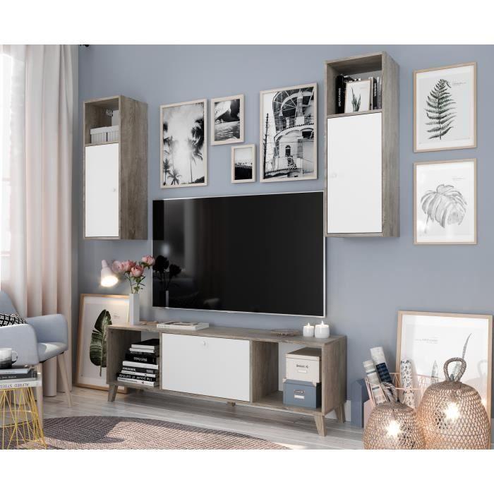 finlandek ensemble meuble tv sven