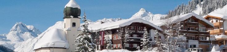 Hotel Lech, Hotel Arlberg, Zürs - Rote Wand