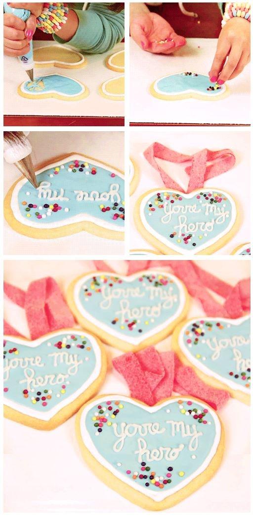 wreck-it ralph vanellope von schweets sugar cookies