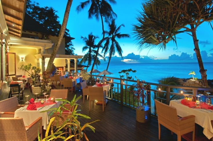 Romantic atmosphere for great Seychelles holidays