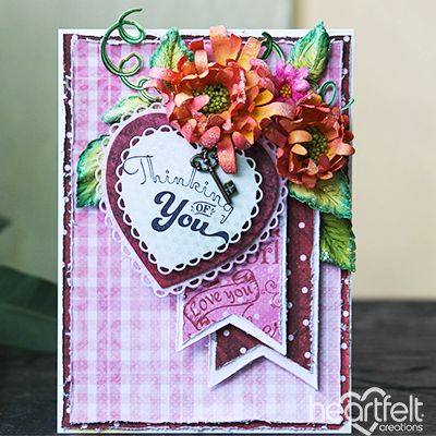 Mum's the Word - created with the Heartfelt Love Collection