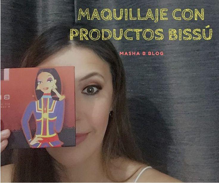 """33 Me gusta, 3 comentarios - MashaB Blog (@mashabblog) en Instagram: """"No te puedes perder mi último #makeup #maquillaje #cosmetics #cosméticos #bissu #bissumexico #blog…"""""""