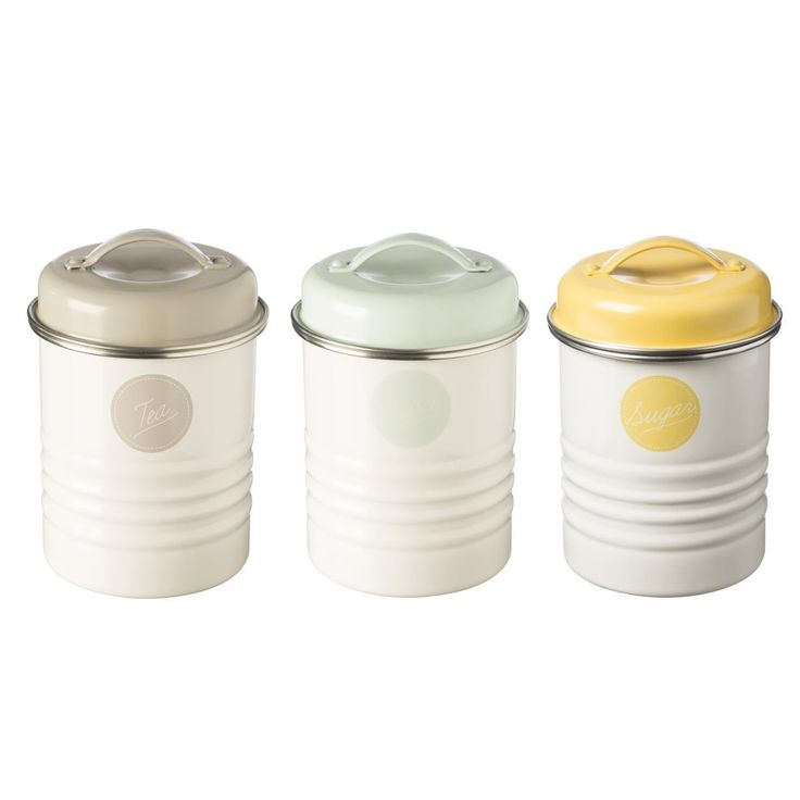 25 best ideas about tea coffee sugar canisters on - Coffee tea and sugar canisters ...