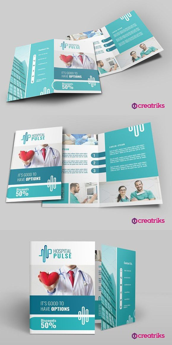 The 25+ best Medical brochure ideas on Pinterest Brochure layout - medical brochure template