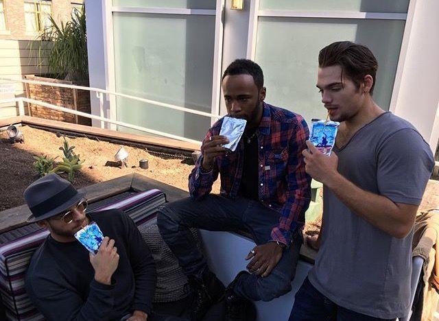 DMS + Cody Christian + Khylin Rhambo