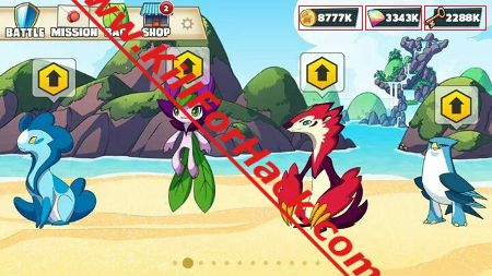 Mino Monsters 2 Evolution Hack - Cheats for iOS - Android Devices - Unlimited Coins App - Unlimited Gems App