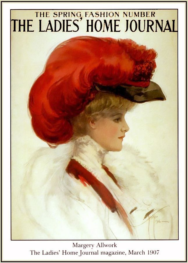 """""""The Ladies Home Journal from December 1900, which contained a fascinating article by John Elfreth Watkins, Jr. """"What May Happen in the Next Hundred Years""""."""