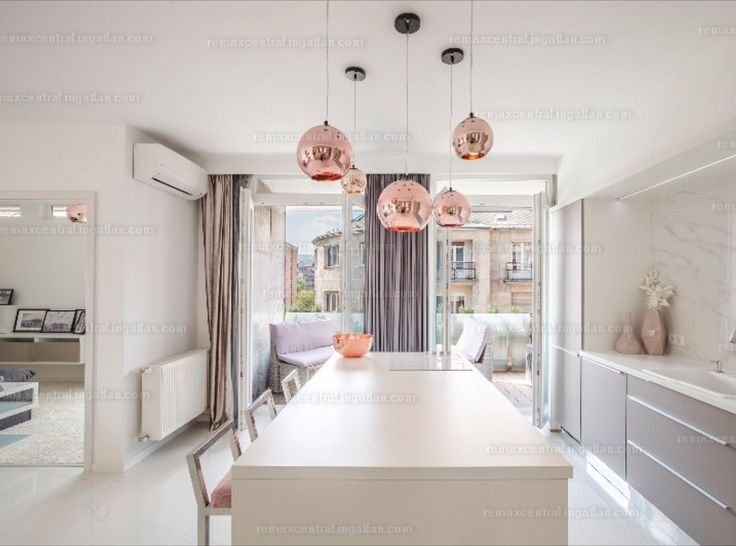 Renovation, inspiration, home, design, flat, chobber, rose, white, grey, interior
