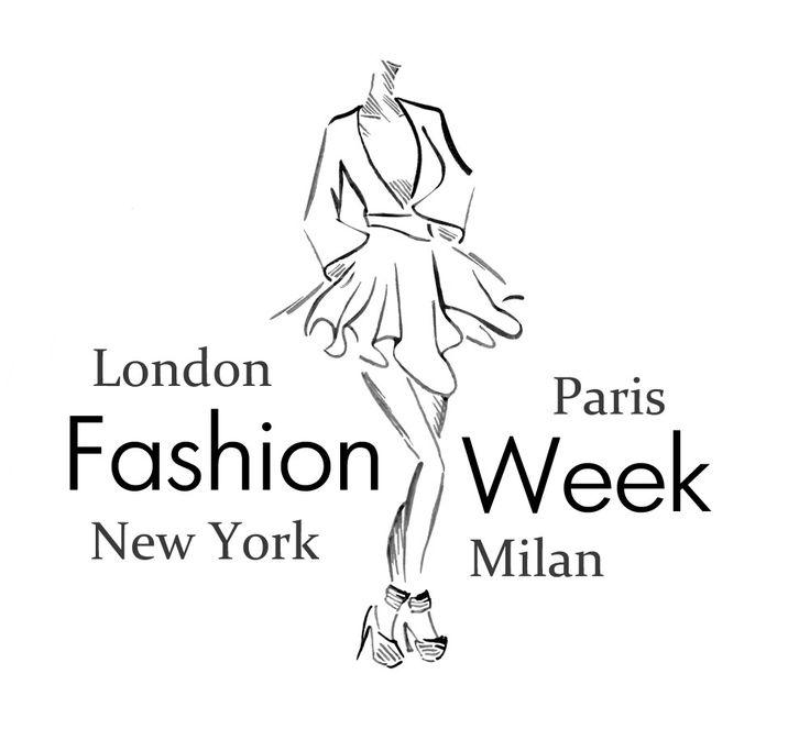 Fashion Week Illustration by leo theo