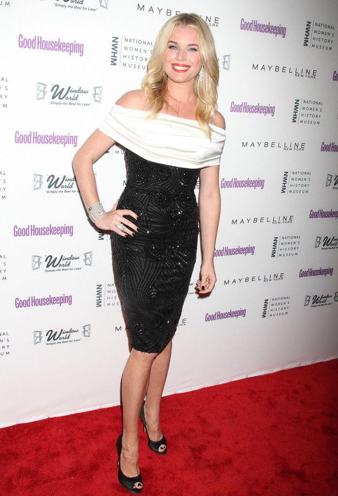 Elegantly ineffable excellence of Rebecca Romijn