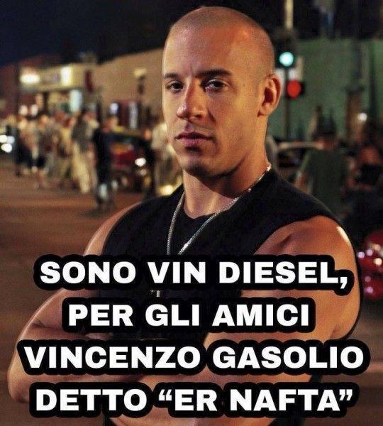 Vincenzo Gasolio 😂