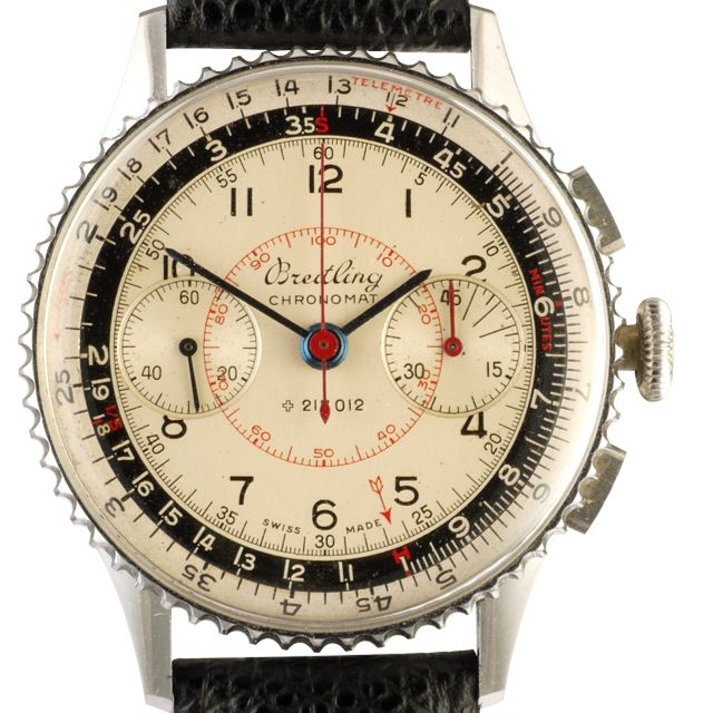 1942 Breitling Chronomat ref. 769 by Timeline Watch