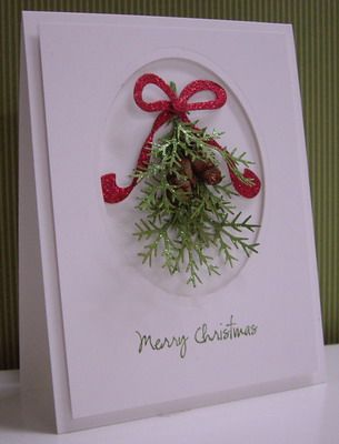 Pine Bough by Loll Thompson - Cards and Paper Crafts at Splitcoaststampers