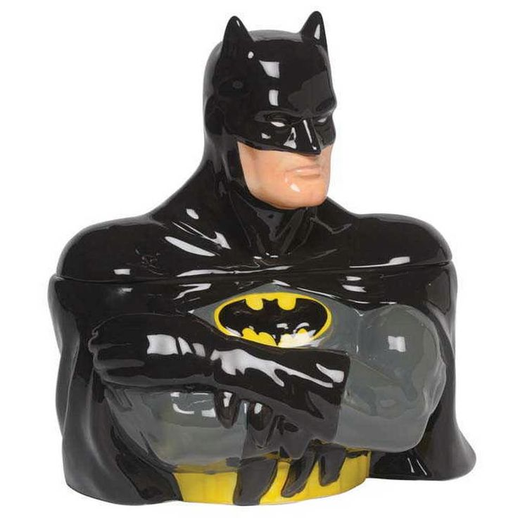 Batman Cookie Jar #superman #batmanvsuperman #BatmanvsSuperman #batmanvsupermandawnofjustice #supermanvsbatman #teamsuperman #supermanPunch #TheReturnOfSuperman #mysuperman #supermanisdead #kaossuperman #BatmanvsSupermandawnofjustice #BlackSuperman #supermanreturns #supermanlogo #batmansuperman #returnofsuperman #supermanisback #bajusuperman