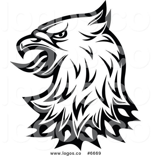 Tribal Eagle #tribal #tattoo, #eagle