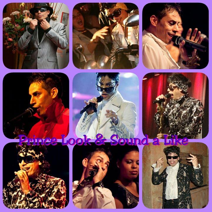 Prince look & sound a like Boek een optreden via http://www.funenpartymatch.nl/prince.php