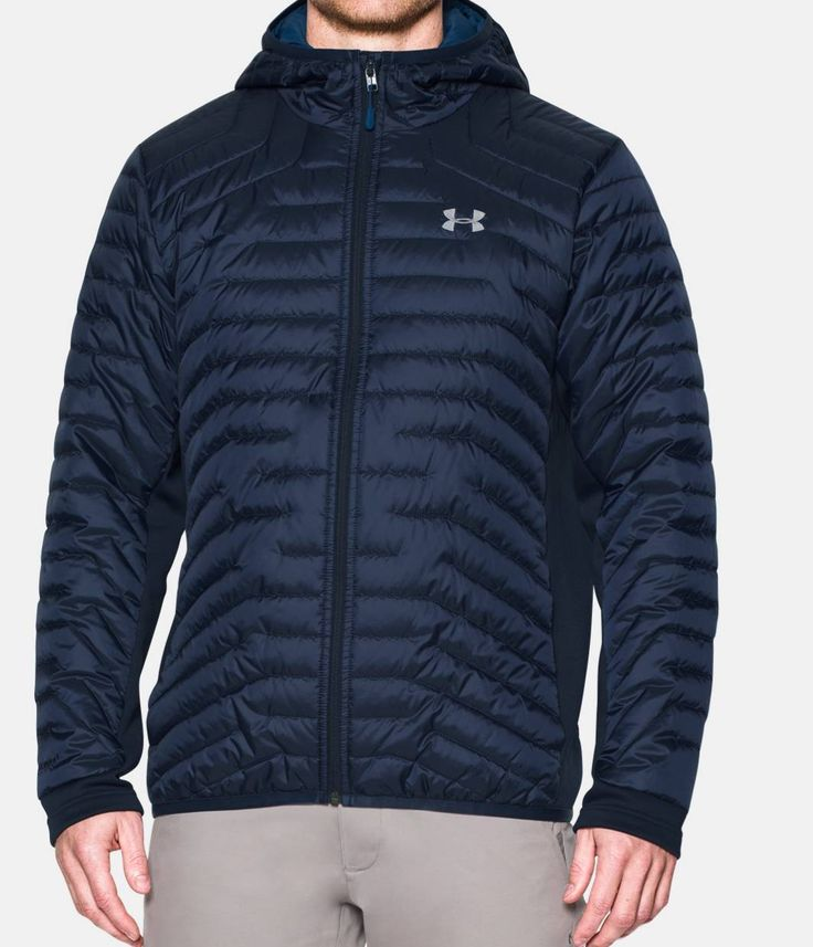 Image result for underarmour down jacket