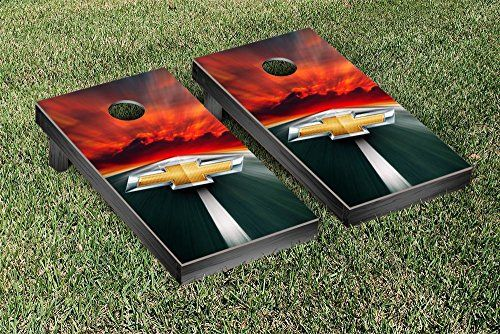 Chevy Regulation Cornhole Game Set * Find out more about the great product at the image link.(It is Amazon affiliate link) #15likes