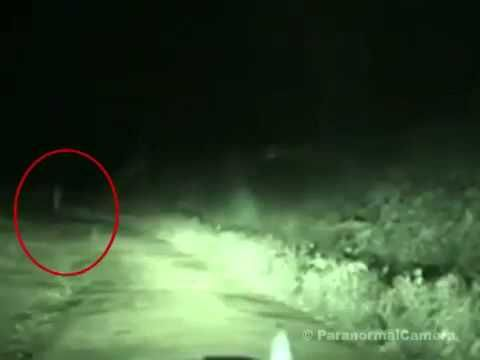 Scary ghost caught on tape during a motorcycle travel Real scary ghost caught on tape video 2013 - YouTube