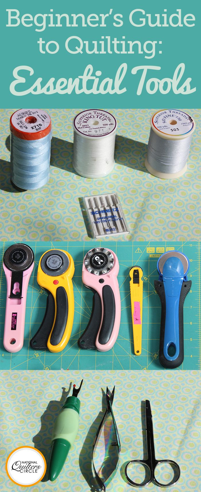 151 best Quilting Tools images on Pinterest | Stitching, Desk and ... : quilting tools and supplies - Adamdwight.com