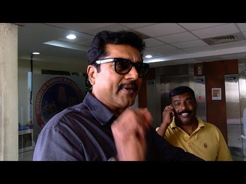 Sarathkumar, incumbent president of Nadigar Sangam whose leadership has been challenged by the group lead by actor Vishal, has said that the upcoming elections to the Sangam are a chance to wage a 'battle for justice'.   http://laysalaysa.com/retired-hc-judge-to-conduct-nadigar-sangam-elections/