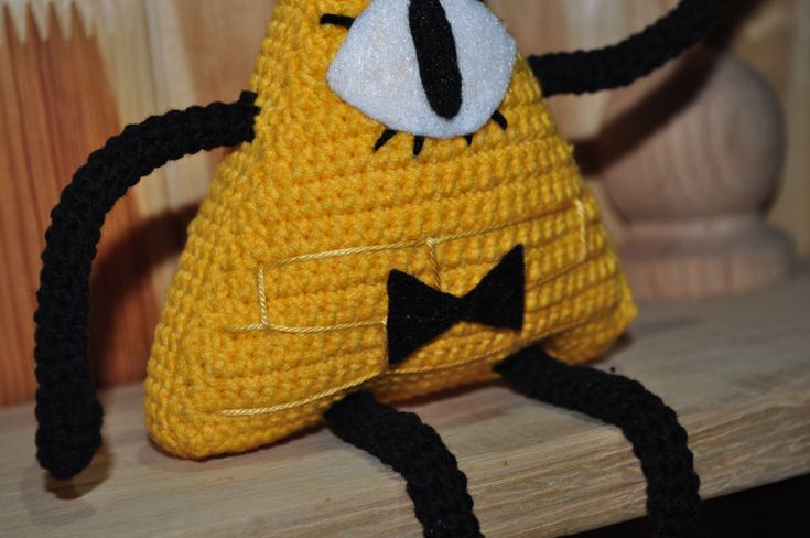 Bill Cipher from Gravity Falls / crochet Bill Cipher / Bill Cipher plush by VictoriaYevl on Etsy #crochet #crochetbillcipher #handmade #etsy #crochetdoll #crochetamigurumi #crochetplush #crochettoy #etsyhandmade #gravityfalls #dipperpines #mabeldipper #mabelpines #dipperandmabel #mabelgravityfalls #dippergravityfalls #bill_cipher #billcipher #billciphergravityfalls #gravityfallsbillcipher #dipperxbill #bill_cipher_gravity_falls