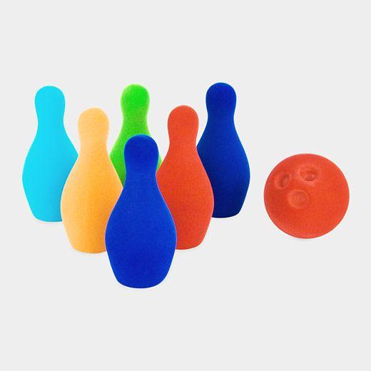 Rubber Foam Bowling Set