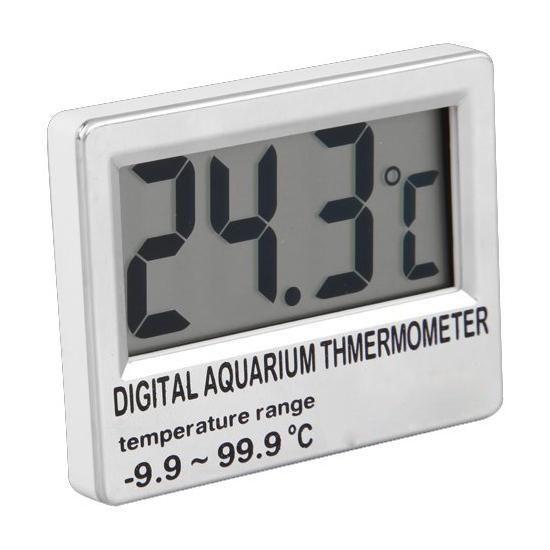 [Visit to Buy] Digital LCD Aquarium Fish Tank Vivarium Meter Thermometer #Advertisement