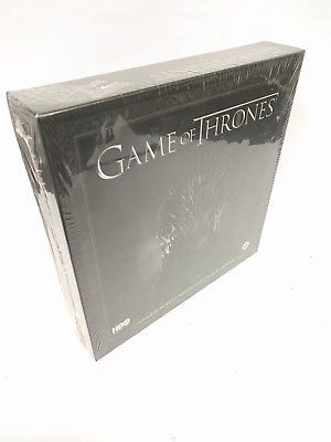 Game of Thrones Board Game HBO Fantasy Flight Games 2012 NEW SEALED