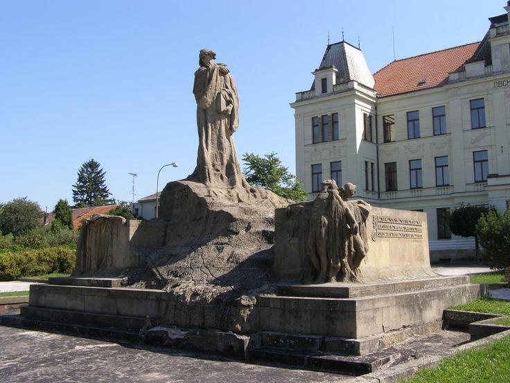Šaloun, Hořice - pomník Mistra Jana Husa, 1911-1914